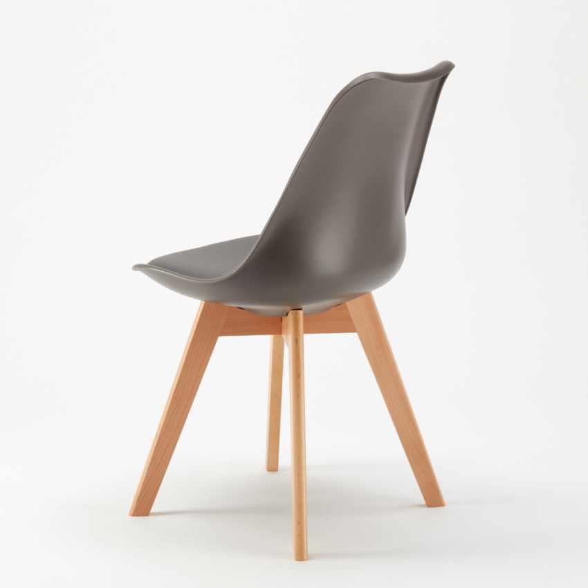 polsterstuhl k chestuhl bistrostuhl esszimmerstuhl skandinavisches design nordica. Black Bedroom Furniture Sets. Home Design Ideas