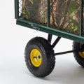 Gartenwagen für den Transport von Holz und Gras 400kg SHIRE - esterno