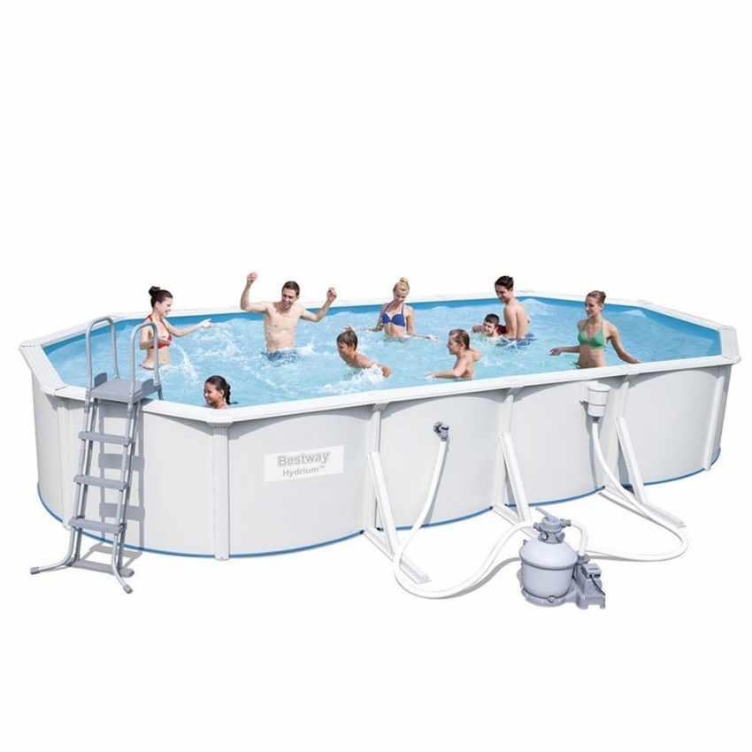 Nett Pool Fur Garten Oval Bilder - Innenarchitektur-Kollektion ...