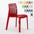 Grand Soleil GRUVYER Stuhl Plastikstuhl Küchenstuhl Polypropylen Made in Italy - promo