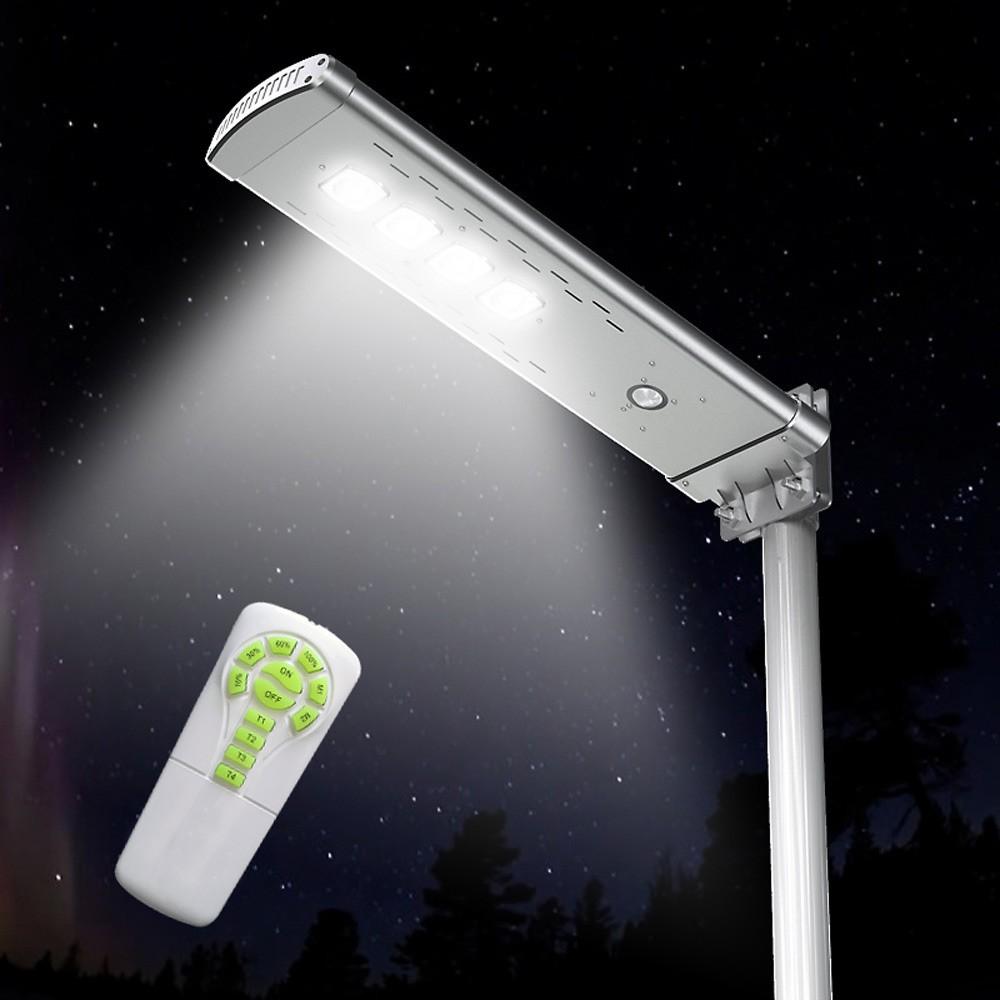 200-600W LED Solar Straßenlaterne Induktionslampe Integration mit