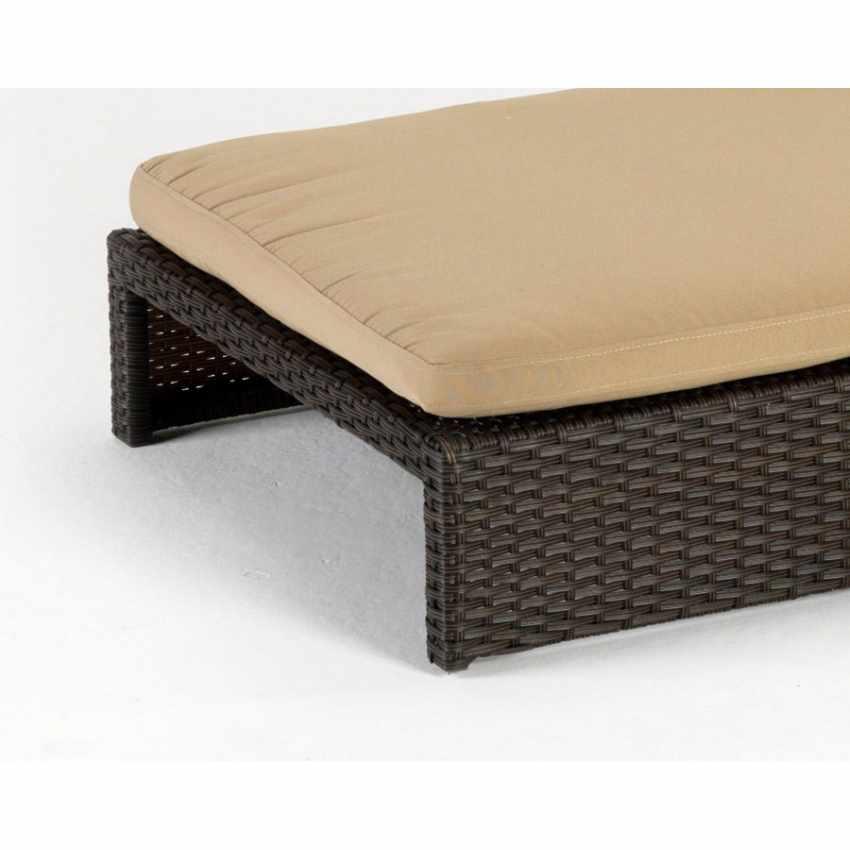 sonnenliege aus aluminium polyrattan f r pool malesia. Black Bedroom Furniture Sets. Home Design Ideas