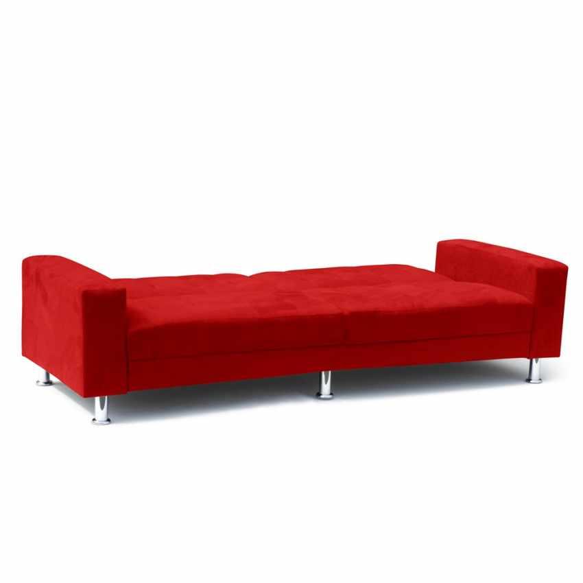 schlafsofa sofabett couch klappsofa stoff 2 3 sitzer quarzo. Black Bedroom Furniture Sets. Home Design Ideas
