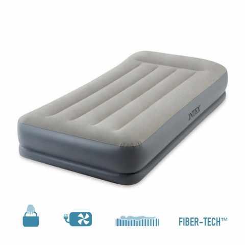 intex luftbetten matratzen aufblasbar. Black Bedroom Furniture Sets. Home Design Ideas