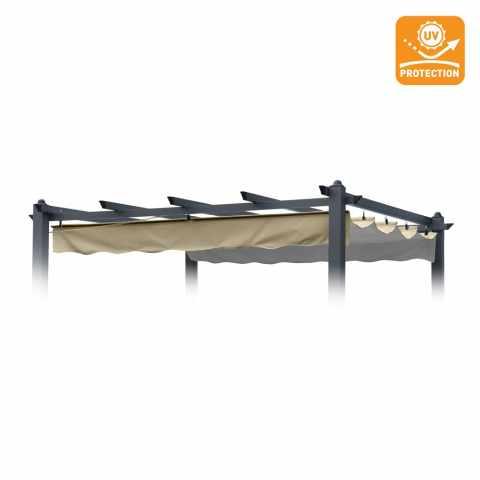 die besten pavillons anti uv abdeckungen im angebot. Black Bedroom Furniture Sets. Home Design Ideas