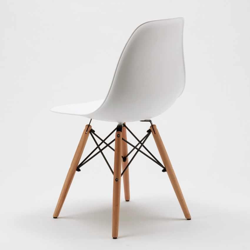 DSW Wooden Design Stuhl zum Bestpreis - nuovo