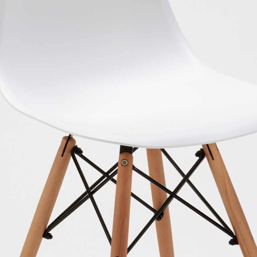 DSW Wooden Design Stuhl zum Bestpreis - offerta